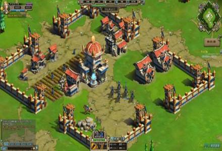 建造帝国游戏