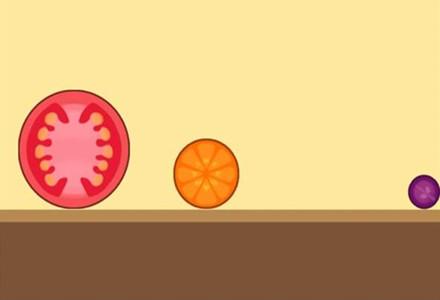 关于水果的游戏