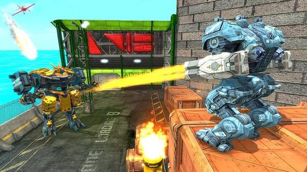 机器人机甲战场截图3