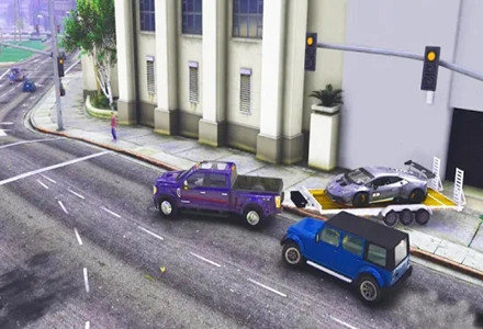 模拟真实开车