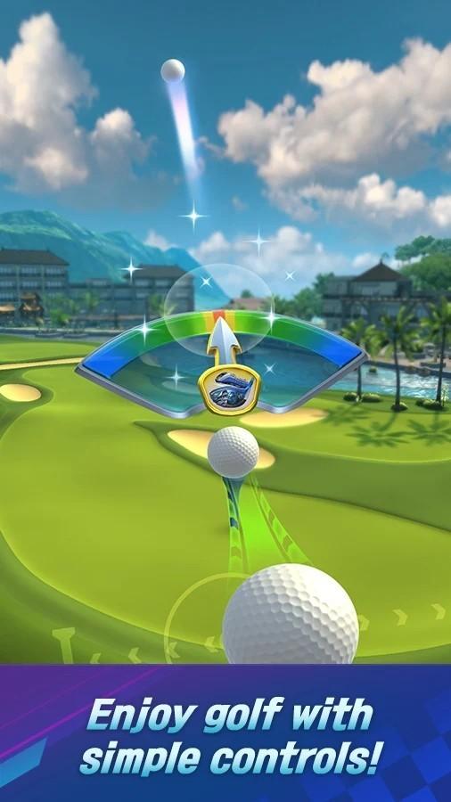 高尔夫冲击赛截图1