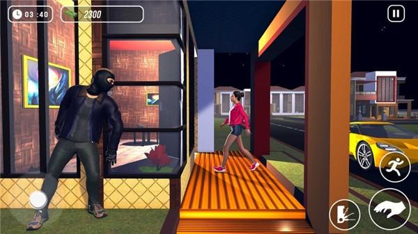 小偷抢劫大师模拟器2021截图1