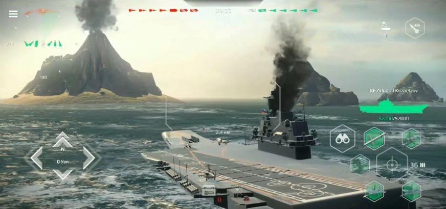 现代战舰中文版截图2