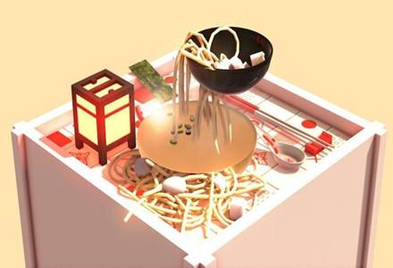 模拟制作食物