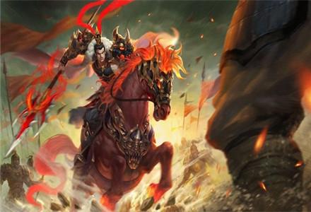 主角骑马的三国手游大全