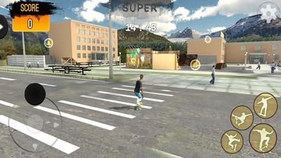 极限滑板3手机版截图2