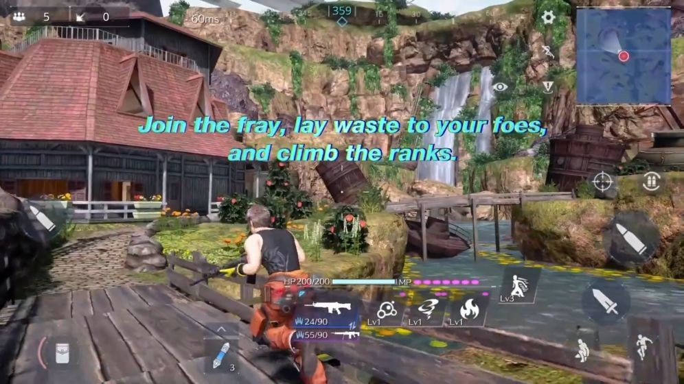最终幻想7一等兵版截图3
