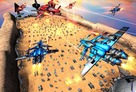 模拟战争类单机