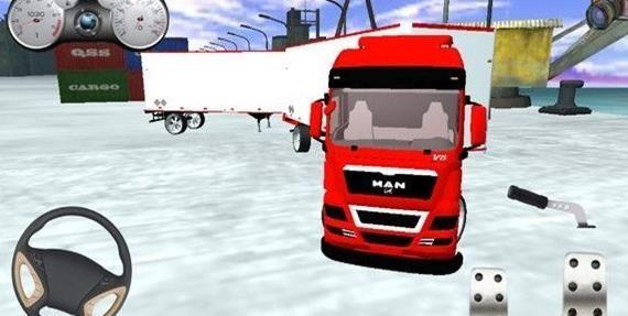 挂车模拟驾驶截图3