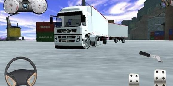 挂车模拟驾驶截图2