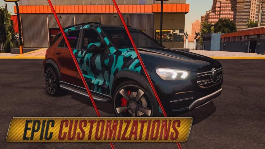 真实汽车驾驶模拟截图4