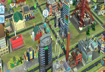 城市题材的手机游戏