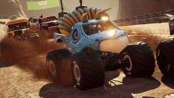 怪物卡车钢铁巨人2截图1
