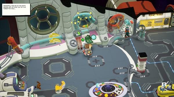 奥德赛星际远征截图3
