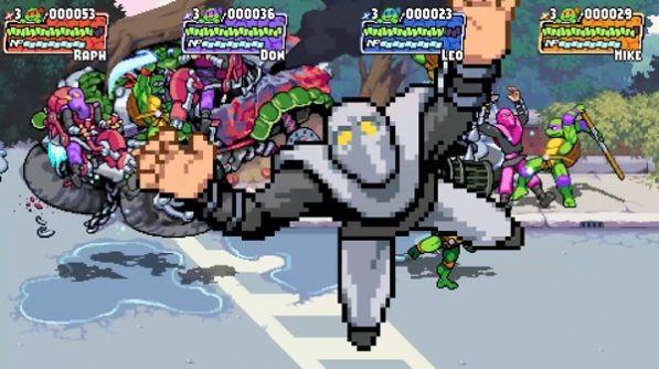 忍者神龟施莱德的复仇截图1