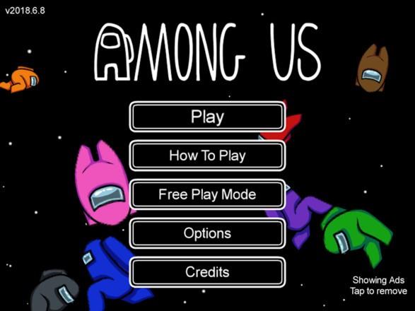 amongus原版截图1