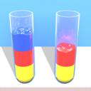 水排序拼图3D