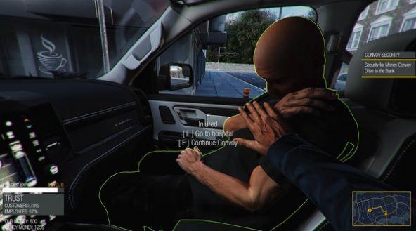 保安模拟器游戏截图2