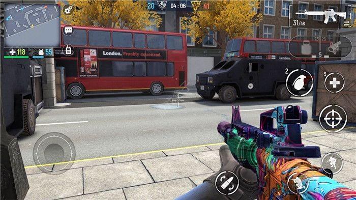 现代FPS游戏截图1