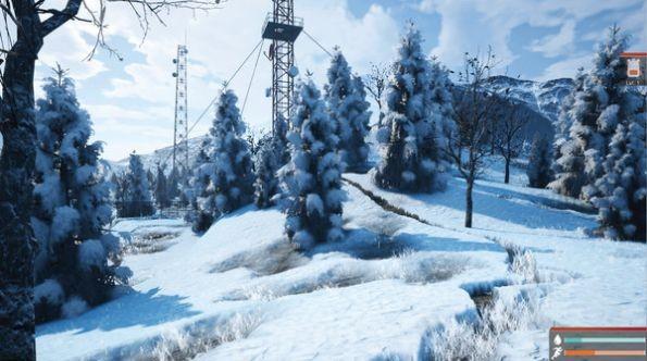 冬季生存模拟器截图2
