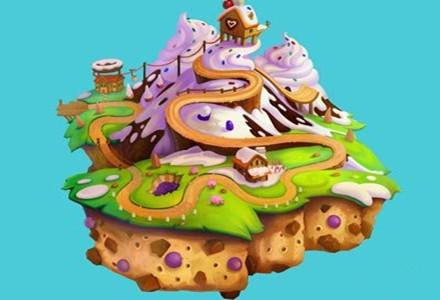 模拟制作甜点