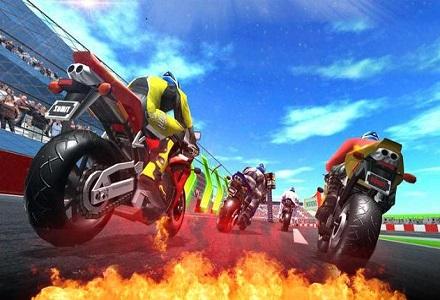 摩托车游戏推荐