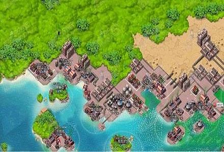 海岛游戏推荐