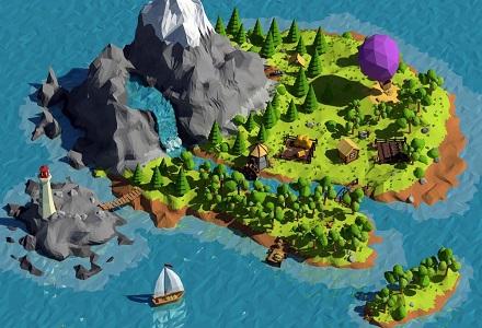 岛屿游戏推荐