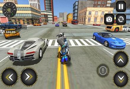 模拟摩托游戏推荐