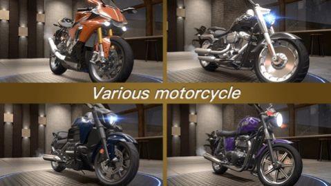 高速摩托竞技截图1