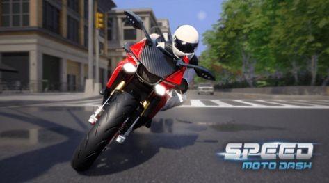 高速摩托竞技截图2