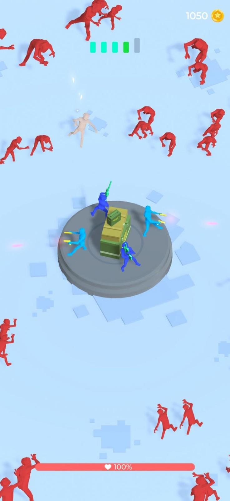 核心防御3D截图2