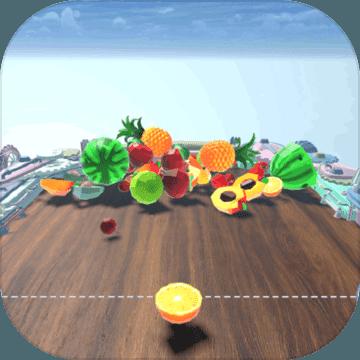 3D弹水果