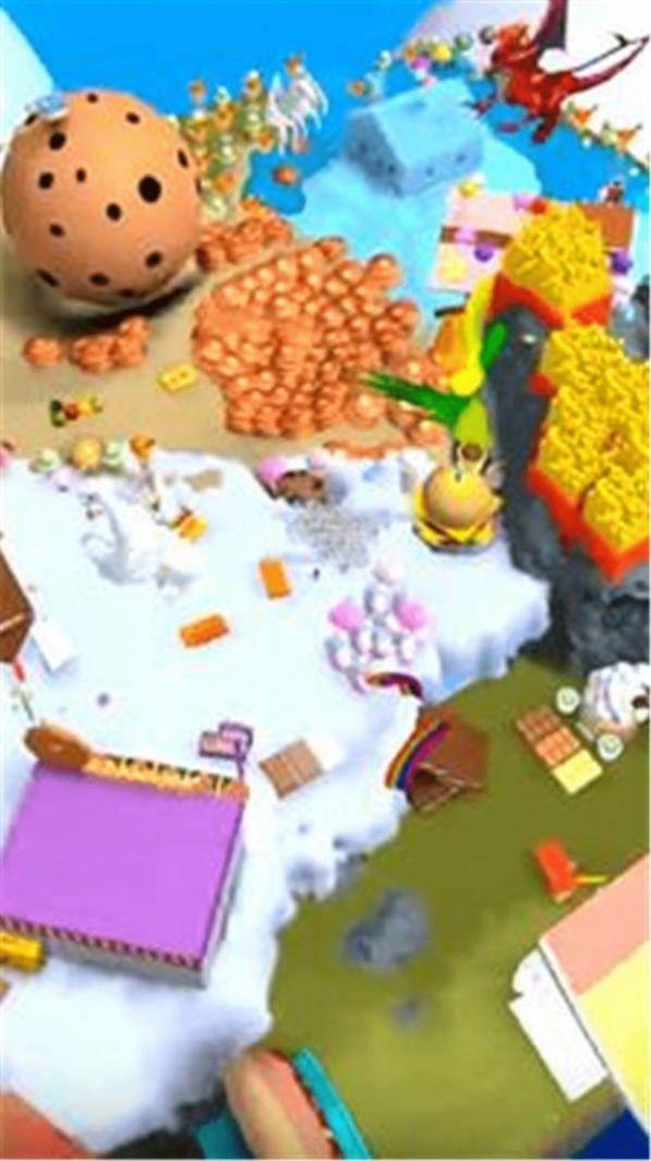 糖果世界公主逃脱截图2