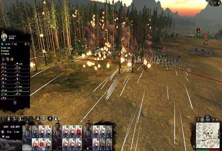 跨服征战类三国游戏推荐