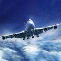 飞机模拟器遨游中国