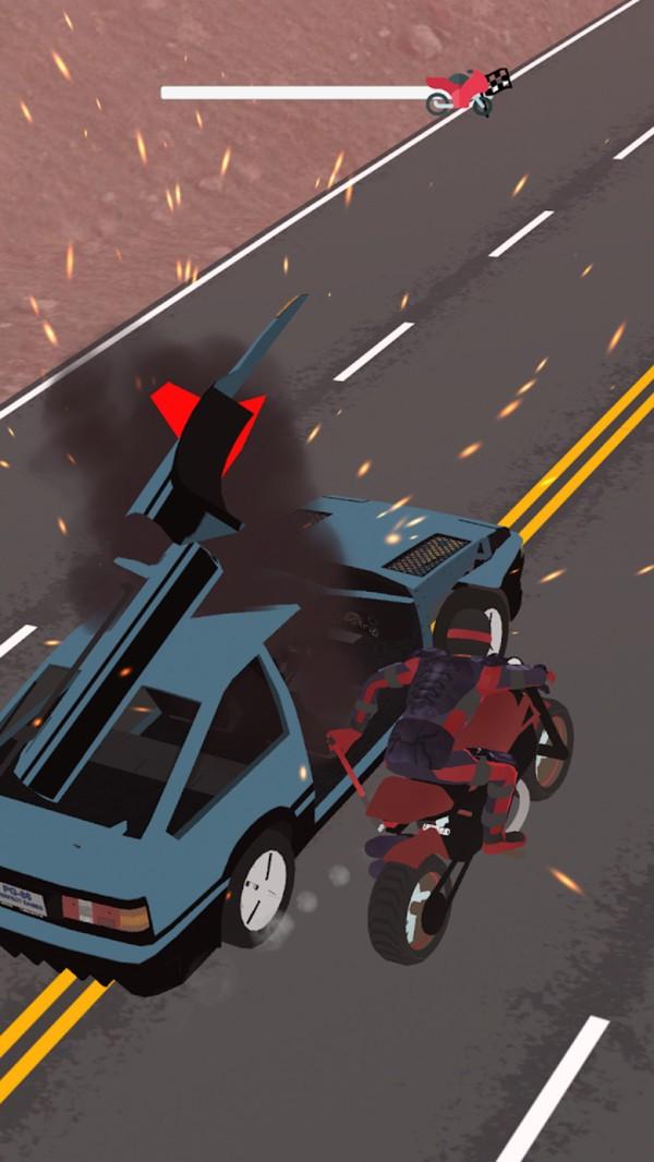 暴力自行车截图3