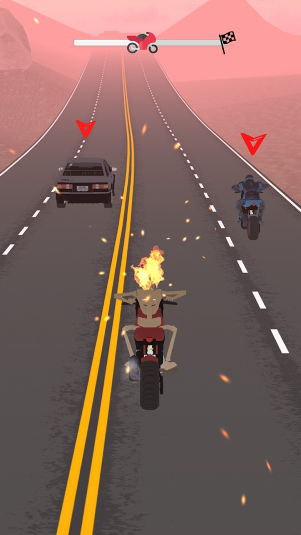 暴力自行车截图2