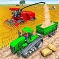 现代机器耕种模拟