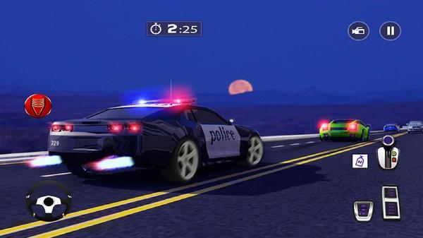 警察公路追逐截图1