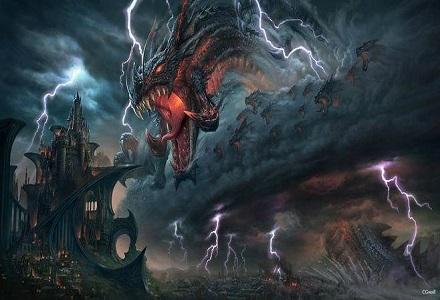 可以控制巨龙的魔幻游戏推荐