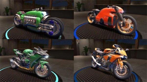 交通极速摩托截图3