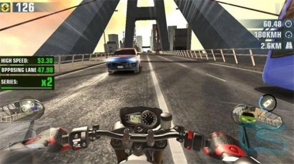 交通极速摩托截图1