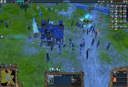 西方中世纪骑士风格的策略游戏推荐