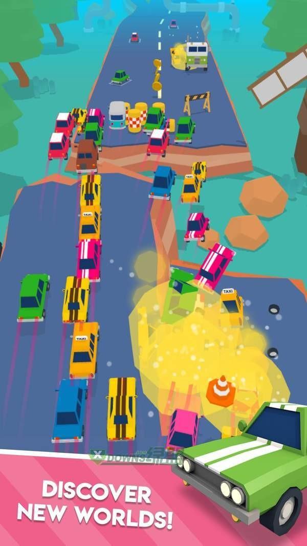 爆炸式的汽车截图4