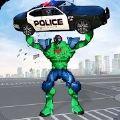机器人英雄犯罪射击