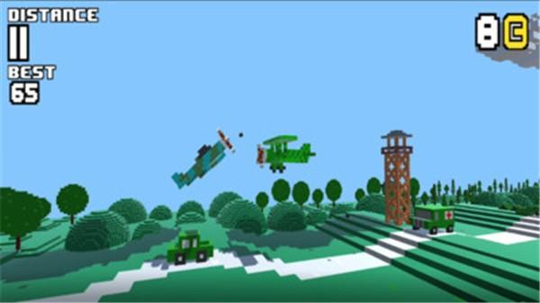 我的战斗机世界截图3