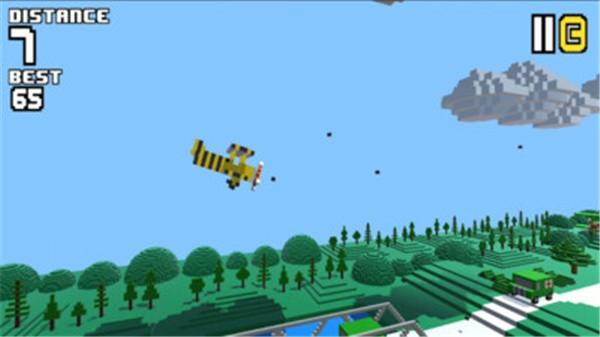 我的战斗机世界截图4