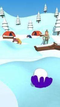 冬天野外旅行截图1