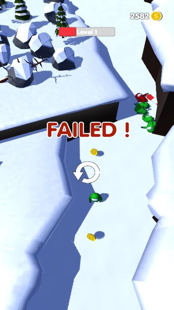 滑雪狼人截图3